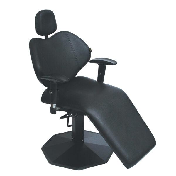 صندلی آرایشگاهی مشکی فاپکو مدل ۴۲۹
