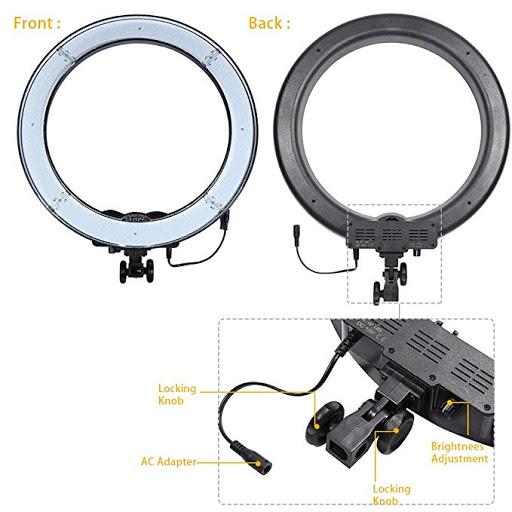 Mettle Ring Light RL-18