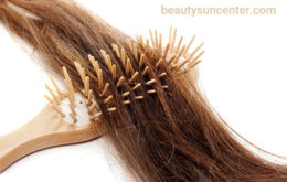 تقویت مو در منزل